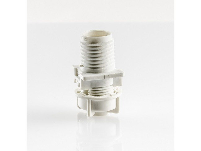 E14 Lampholder Cable Clamp/Compression Nut Package